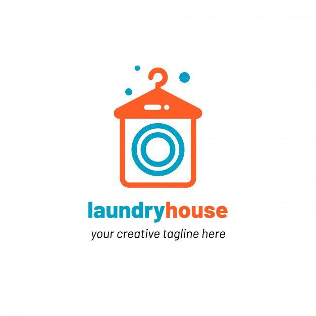 The Best Laundry Logo Inspiration