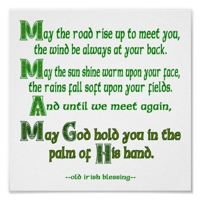 may the road rise up to meet you meaning