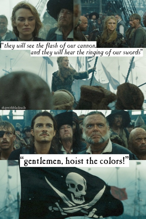 One of my favorite pre-battle speeches.