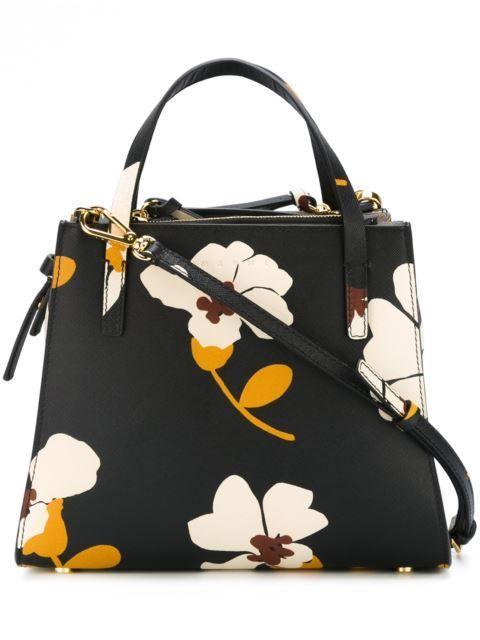 Marni Floral Print Tote - Satù - Farfetch.com - Sale! Up to 75% OFF ... ee8af12c0d3d6