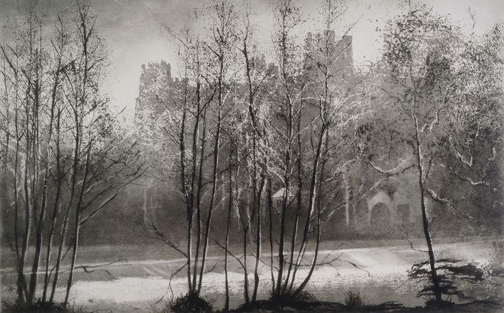 January Sunrise, Ludlow, Dinham Weir