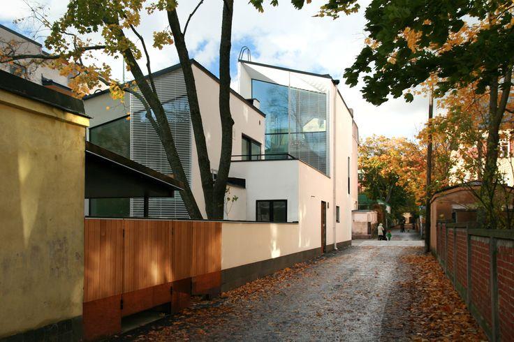 Finnish Architecture Navigator