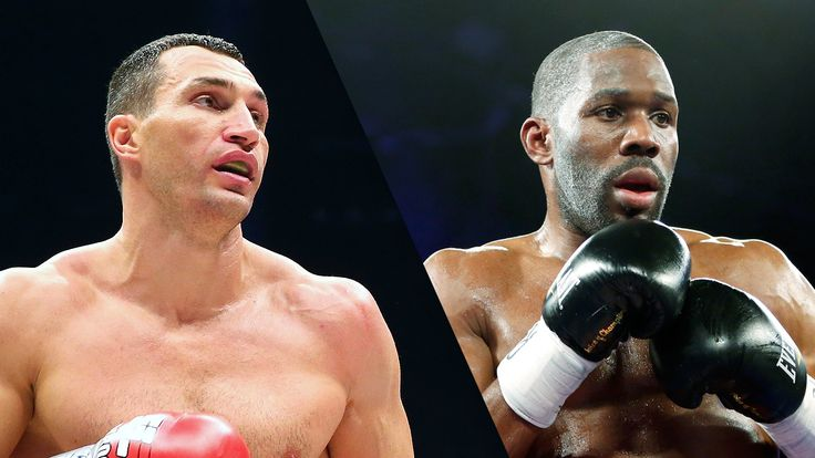 Wladimir Klitschko VS. Bryant Jennings, April 25 in New York City!