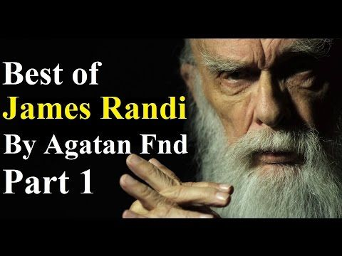 A Compilation of James Randi's Best Arguments and Comebacks against televangelists