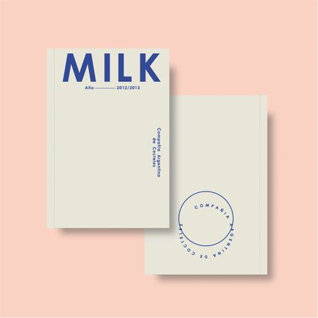 visualgraphic: Milk por Bestia® Submitted by Pablo Salatin