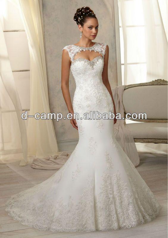 Spectacular WD China custom made wedding dress saudi arabian wedding dresses from China beautiful arabic