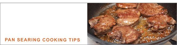 Cooking Direction: Pan Searing Steak: Kansas City Steak Company