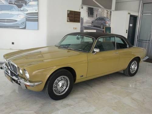 1976 Jaguar Xj6 4.2 Coupe