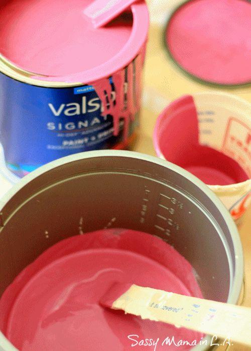 Las 25 mejores ideas sobre tutorial de pintura de tiza en - Como pintar con pintura a la tiza ...