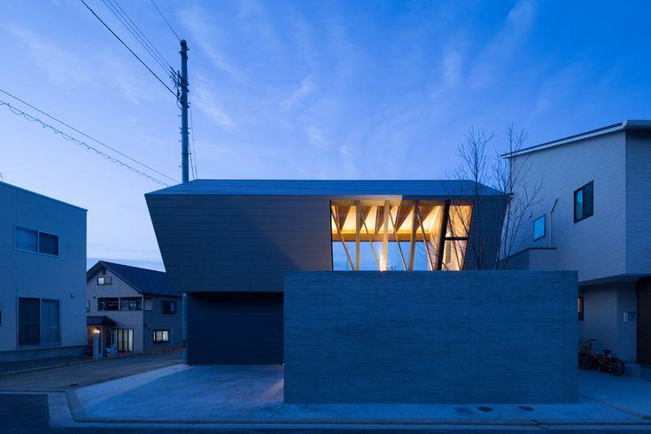 wrap house, matsuyama  愛媛県松山市