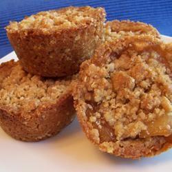 apple crisp in a cup!  Bake sale idea!!!