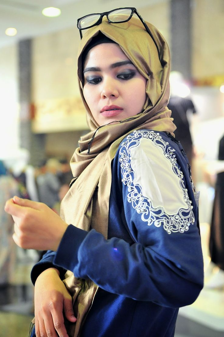 URBAN DAILY NONIZAKIAH: SIMPLY CHIC -- IFW DAY 1