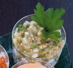 Recette légumes : Recette rougail bringelle ou aubergine