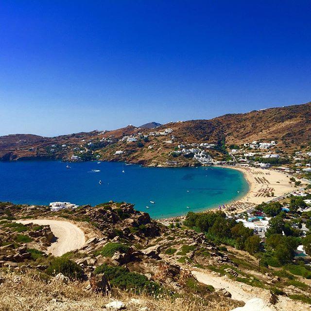 Mylopotas Beach @aprendizviajant Instagram