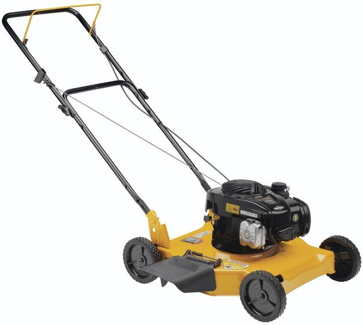 """Poulan Pro PR450N20S Push Lawn Mower, 20"""", 148 cc"""