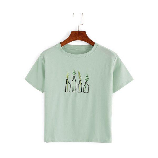 Best 25  Green t shirts ideas on Pinterest | Green crop top ...