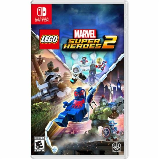 GCU Members: LEGO Marvel Super Heroes 2 or LEGO Ninjago Movie Video Game (Switch PS4 or Xbox One) $15.99 & More... https://www.lavahotdeals.com/us/cheap/gcu-members-lego-marvel-super-heroes-2-lego/314928?utm_source=pinterest&utm_medium=rss&utm_campaign=at_lavahotdealsus&utm_term=hottest_12