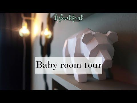 Vlog | Baby room tour | Lizlovelife - Lizlovelife