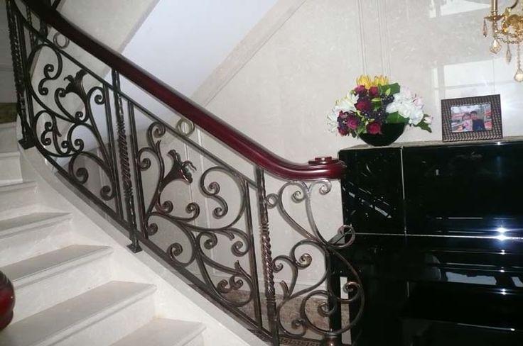Best Galvanized Staircase Railing Handrail Guangzhou Kablab 400 x 300