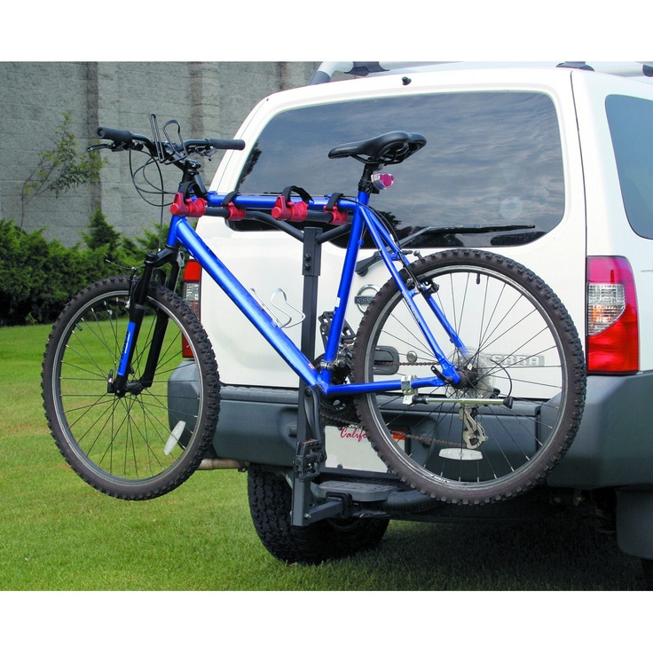 $44.99 on sale at Harbour Freight Tools Two Bike Hitch Mount Bike Rack