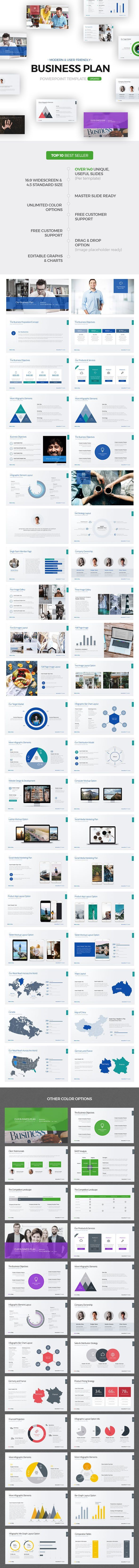 Get a modern Powerpoint Presentation that is beautifully designed and functional. This slides comes with infographic elements, charts graphs and icons.  This presentation template is so versatile that it can be used in many different businesses. This powerpoint can be used for real estate market review, new business funding request, product review, marketing and promotions post launch review, market research, social media impact studies, education and training.