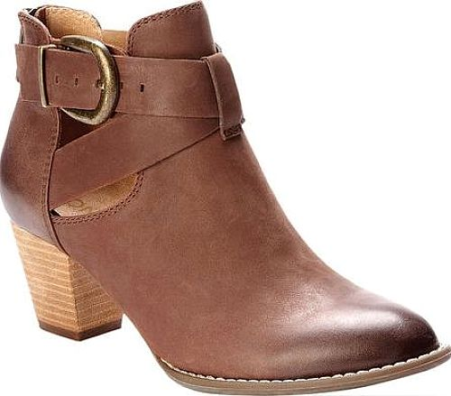 2017 Urban Natural Soul Blythe Ankle Boot Whiskey Smooth