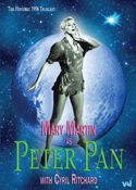 Peter Pan Starring Mary Martin & Cyril Ritchard (DVD)