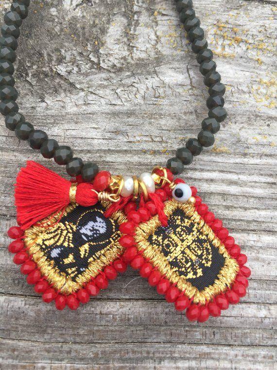 4806b53272e2 Scapular Bracelet Pulseras De Moda