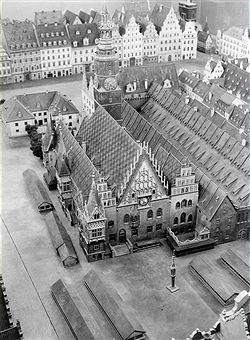 Rathaus Breslau (1940)