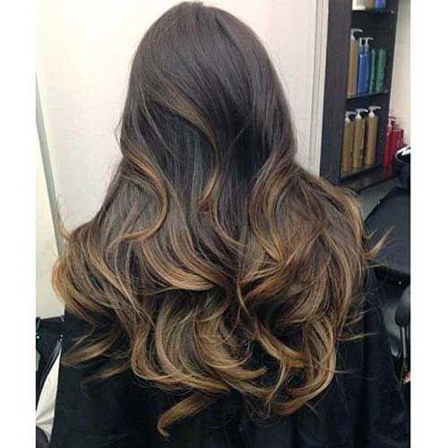 cabelo com californiana