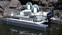 Mini Small Pontoon Boats