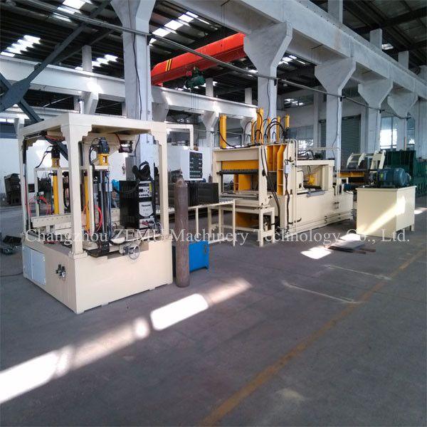 Automatic Transformer Corrugated Fin Making Machine