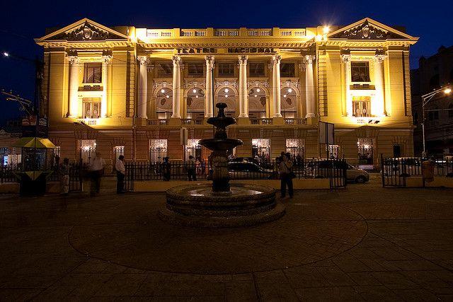 Teatro Nacional de El Salvador #elsalvador #reisjunk #travel #world #explore www.reisjunk.nl