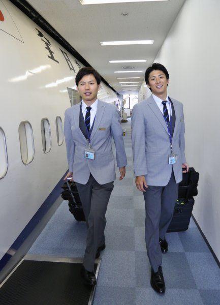 ANAで働く男性客室乗務員にインタビュー ガッカリされることも (2015年8月25日掲載)