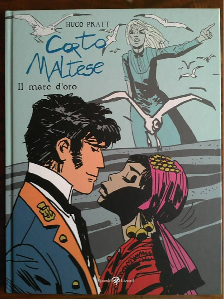 56 best I fumetti di Corto images on Pinterest   Comic, Maltese and ...