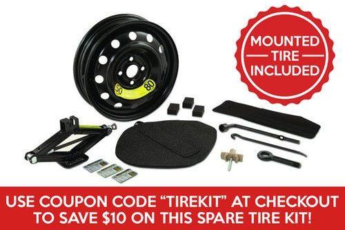 Kia Forte Spare Tire Kit (C005)