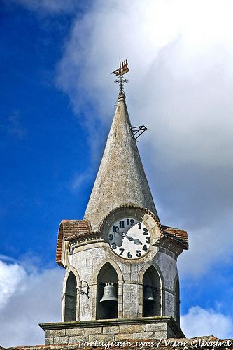 Torre do Relógio - Castelo Branco - Portugal