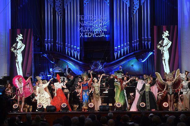 Nagroda dla WSA w kategorii najlepszy kostium sceniczny. #gala #wyzszaszkolaartystyczna #warsawschoolofarts #agatamanowska #filharmonia #rozdanienagrodmuzycznych #kostium #wsa #charakteryzacja