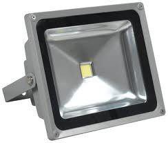 Reflector LED Tipo Flood de 50 Watts Para Exterior