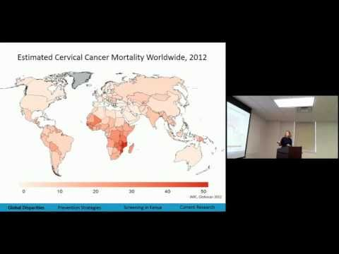 Cervical Cancer Prevention in Low Resource Settings:  From Evidence to Implementation - WATCH VIDEO HERE -> http://bestcancer.solutions/cervical-cancer-prevention-in-low-resource-settings-from-evidence-to-implementation    *** cancer prevention activities ***   MEGAN HUCHKO, MD, MPH Associate Professor Department of Obstetrics, Gynecology & Reproductive Sciences University of California, San Francisco About the Lecture Cervical cancer is a global health issue that dispr