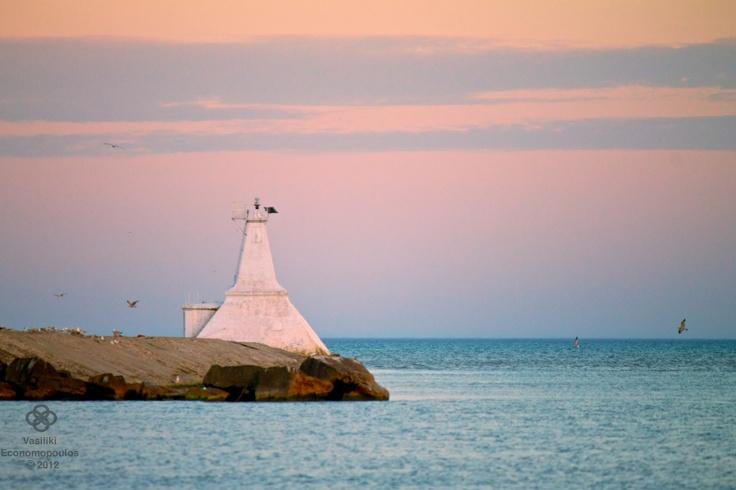 Lighthouse at Dusk    www.facebook.com/vasphotoca