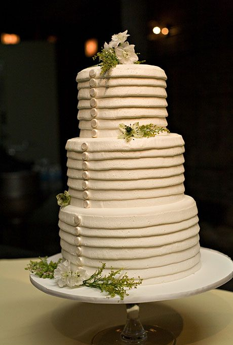 Are you doing a dessert bar or a cake? If you are doing a cake, any flowers on or around it?