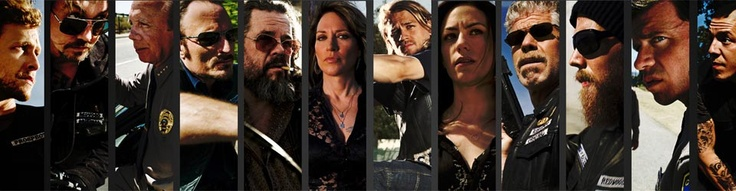 Sons of Anarchy cast releases Hurricane Sandy PSA
