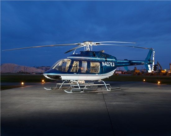 Aircraft for Sale - Bell 407, refurbished inside & out in 2010, #new2market #bizav #helicopter http://www.globalair.com/aircraft_for_sale/Helicopters/Bell/Bell__407_for_sale_69436.html