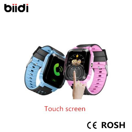 Kidizoom  kids Smart Watch with gps lbs location tracker touch screen gps watch Support Russian English PK Q90/Q50/Q100/Q80