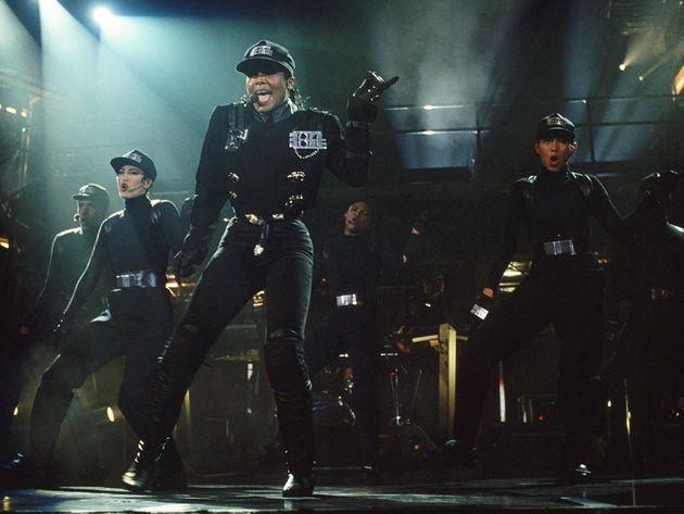 Black Cat Janet Jackson