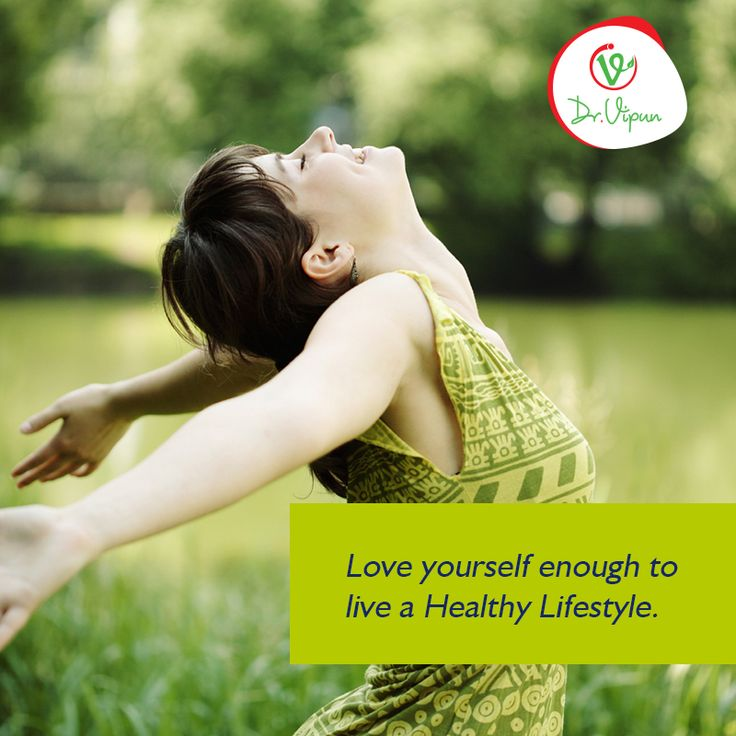 #Quoteoftheday: Love yourself enough to live a Healthy Lifestyle.