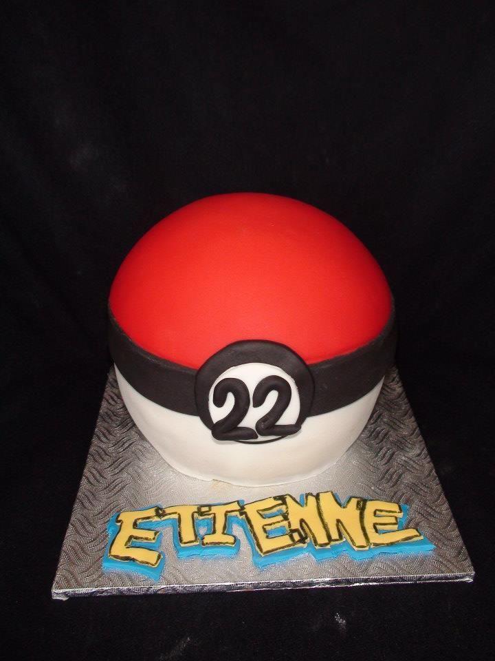 Cake Image Pokempon
