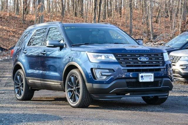 New 2017 Ford Explorer For Sale or Lease | Near Waterbury in Watertown CT | VIN: 1FM5K8D86HGB18602