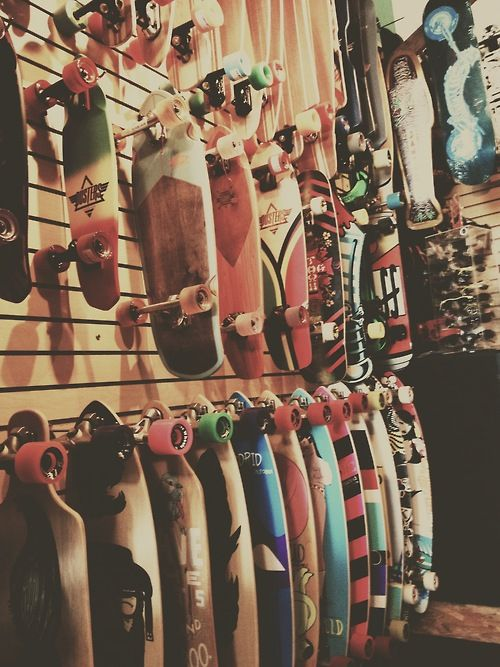 Skater kennenlernen